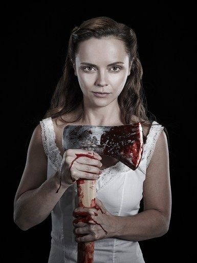 "Tracey Mattingly - News - Christina Ricci for ""Lizzie Borden Took An Ax"" Campaign"