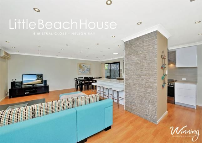 Mistral Close, 8, Little Beach House | Nelson Bay, NSW | Accommodation