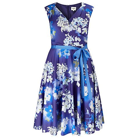 Buy Studio 8 Charlene Dress, Blue Online at johnlewis.com