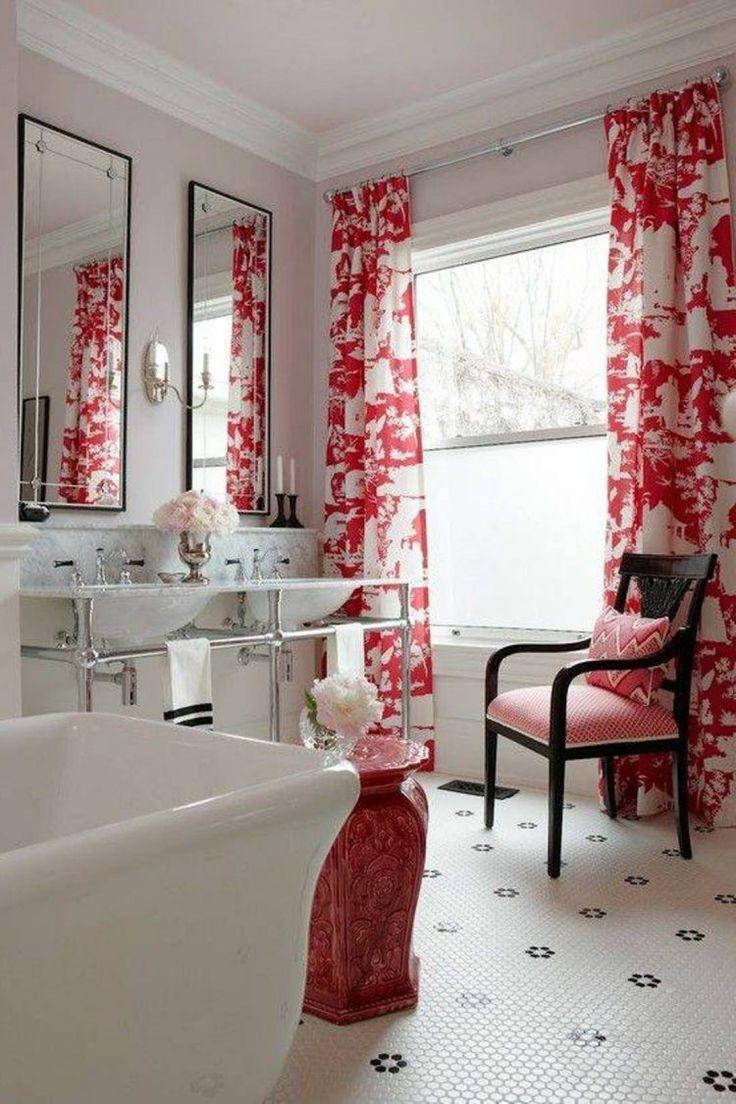 Superior 10 Red Bathroom Ideas And Designs
