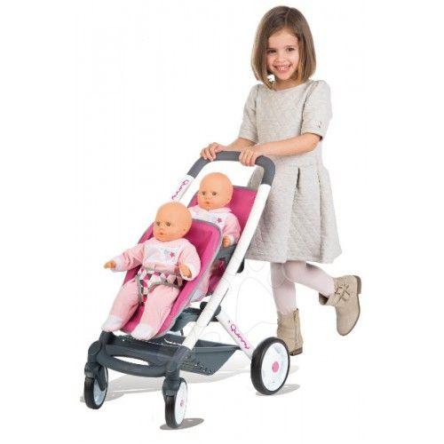 Коляска для кукол близнецов Maxi Cosi 253297