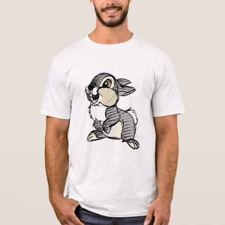 Bambi's Thumper Rabbit T-Shirt - tap to personalize and get yours