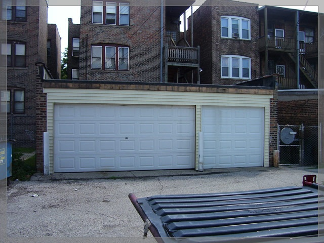 26 best images about garage on pinterest house design 3 for Flat roof garage with deck plans