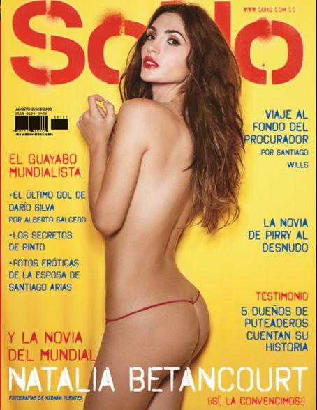 Natalia Betancourt es la portada de 'Soho'