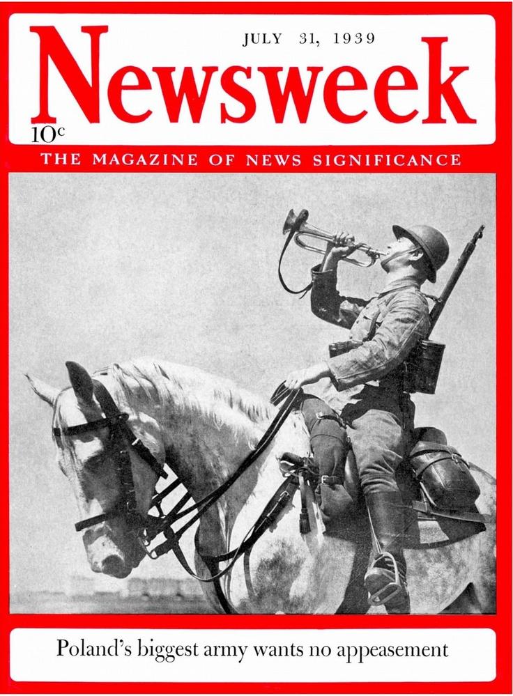 Newsweek July 31, 1939