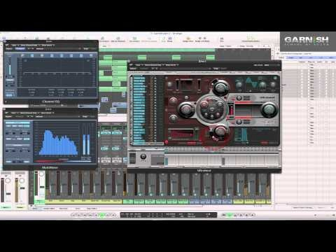 Drum Tuning & Drums Sidechain Hits in Logic's Ultrabeat (Part 3)