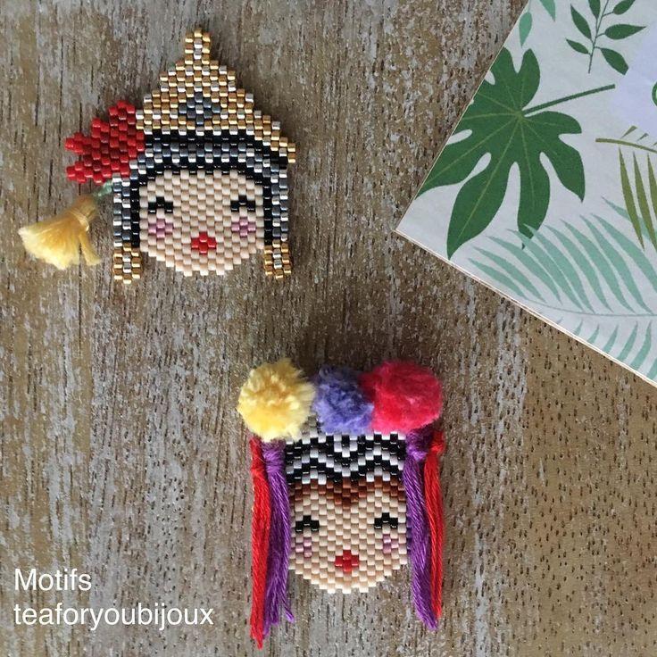 Hier, alors que je terminais la belle Geisha de @coeur__citron, le facteur m'a apporté un cadeau de Noël (oui oui encore 15j après) : la box @noscurieuxvoyageurs sur le thème de la Thaïlande  Et ça m'a tout de suite donné envie de faire deux copines à ma Geisha ! Voilà donc mes Thaïlandaises en habits traditionnels, librement inspirées de @coeur__citron (un énorme merci à toi, hâte de voir ta version ) Et sans m'en rendre compte on viens de dépasser les 1000 personnes ici !! Je n'en r...