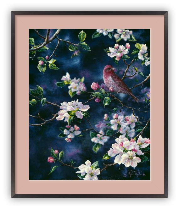 "Tablou ""Bird"" http://www.artfoyer.ro/bird.html"
