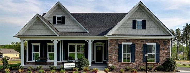 Carolina Place By Ryan Homes At Watkins Grove Home Sweet