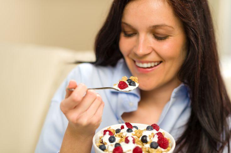 Forbedret stofskifte, humør og hud - se her, hvad du skal spise!