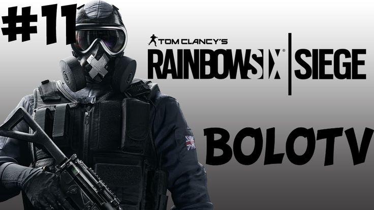 Pierwszy Ranked - Rainbow Six Siege PL [Gameplay/Zagrajmy #11]