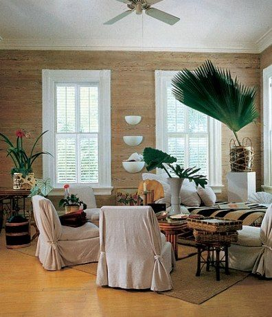 Key West, Angelo Donghia  Donghia Bought A Key West House In The At The  Height Of His Career. The Living Roomu0027s Toga Wrapped Chairs And Bamboo  Furniture ...