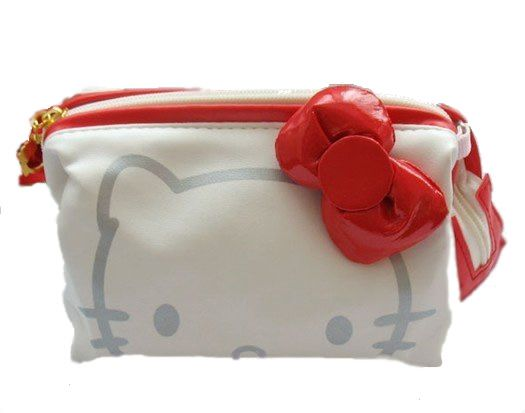 Hello kitty COSMETIC BAG MAKEUP CASE