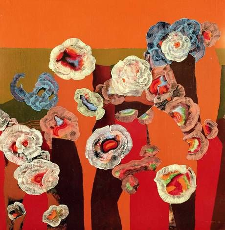 max ernst | Shell Flowers