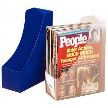 W104mm x D225mm x H290 Curve Corner Box File