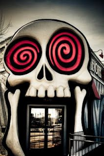 Eat at The Vortex. One of Atlanta's most famous restaurants found in the quirky neighborhood of Little Five Points.