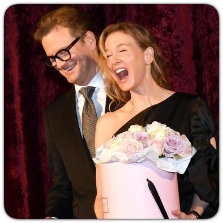 Colin Firth & Renee Zellweger