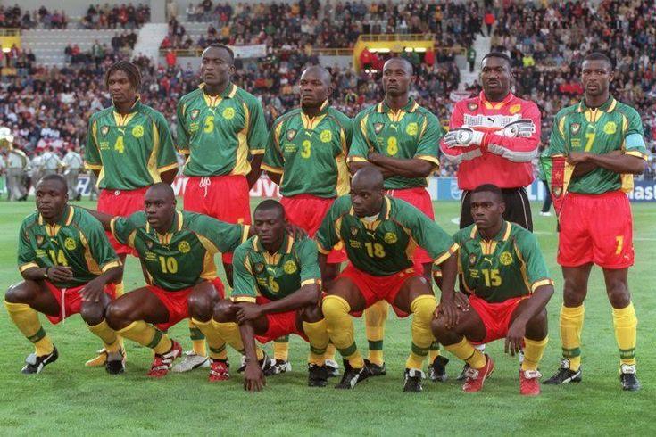 Nationalmannschaft Kamerun