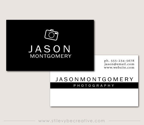 7 best business card design images on pinterest business card photographer business card reheart Image collections