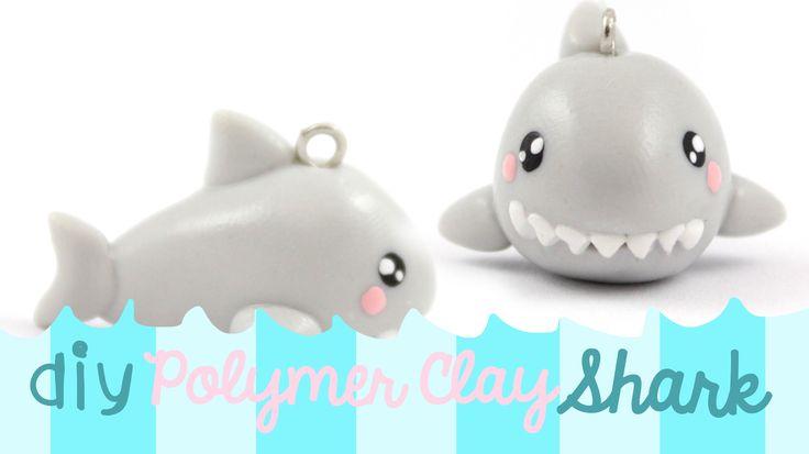 DIY Clay Shark | Kawaii Friday