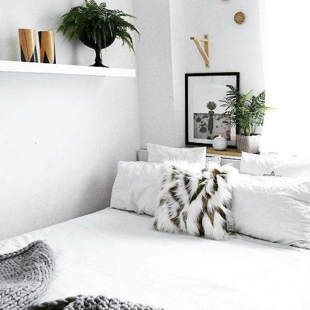 How to get out of this beautiful bed...What are yours tip for Monday morning?/  Jak tu wstać z tak pięknego łóżka.. Posiadacie jakieś rady jak poradzić sobie z poniedziałkowym porankiem?    #welovebeds #homedecor #bed #bedroom #pillow #fur #decor #cushion #white #morning #monday #polishdesign #madeinpoland #sypialnia #lozko #biel #poduszkiozdobne #polskiprodukt #futro #zielonagora