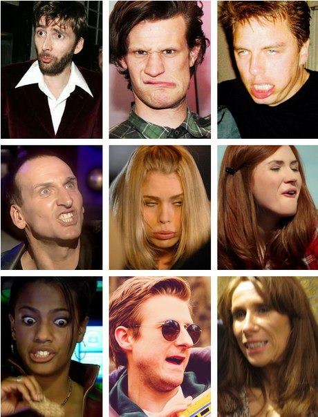 Derping: Who Edition can we just acknowledge the fact that they couldnt find a david tennant picture derpy enough