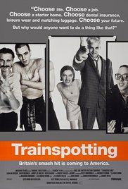Trainspotting (1996) (8/10) Quite a good movie, definitely puts you off doing drugs! As soon as i saw the baby I figured it was going to get taken away or die.. unfortunately it was the latter, found that quite hard to watch. But then it came back later as a creepy ceiling crawler!!!!   Nice to see a somewhat happy ending as I didn't expect much great. I do look forward to seeing T2 but don't think i'll be rushing