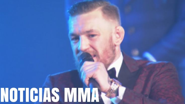 Destacado De Entrevista De Conor McGregor En Manchester - YouTube