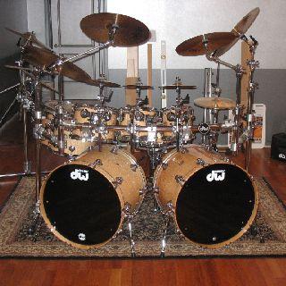 LOVE the drum set!
