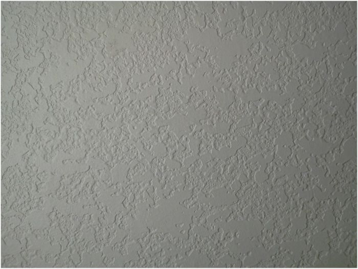 Medium Spray Knock Down Texture Kitchen Remodel