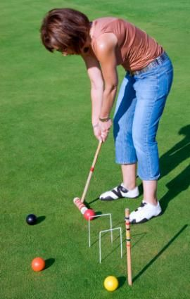 116 Best Croquet Images On Pinterest