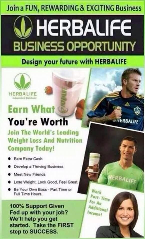 Why Do Herbalife Members Want to Recruit You?
