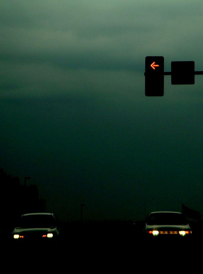 road trip | city lights | traffic | getaway | www.republicofyou.com.au