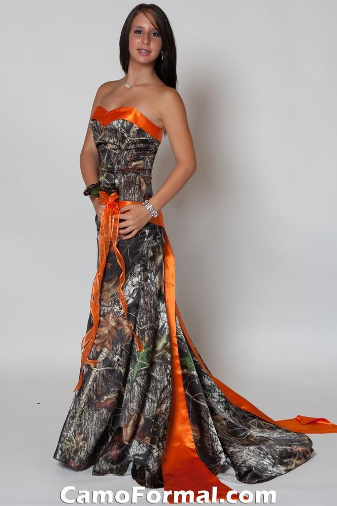 10  ideas about Camouflage Wedding Dresses on Pinterest ...