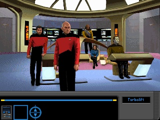 PC game -> Star Trek: The next generation - A final unity