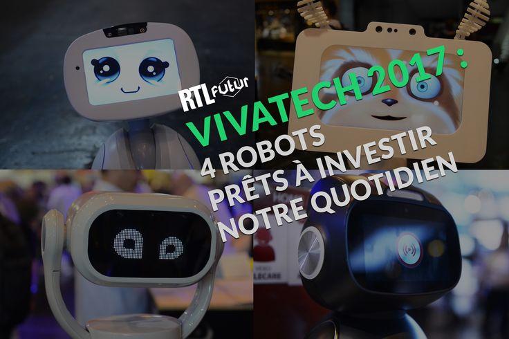 VIDÉO - Assistants, compagnons de jeu ou de vie, découvrez les robots qui feront bientôt partie de nos vies.