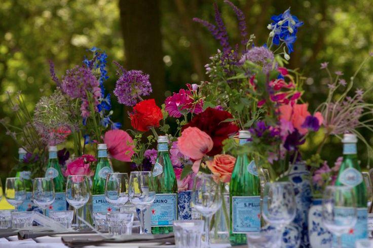 Bloemen Lange Tafels