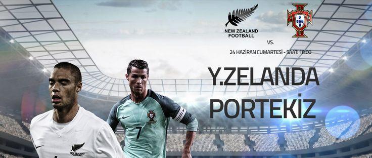 Yeni Zelanda – Portekiz 2017 #KonfederasyonKupası A gurubundan çıkma şansı kalmayan #YeniZelanda gurup liderliğini almak isteyen güçlü ekip #Portekiz ile karşı karşıya geliyor. Yeni Zelanda için formalite olacak mücadelede Portekiz zayıf rakibi karşısında kazanabilecek mi. Diğer etkinliklerimiz ve maç esnasında #Canlıbahis seçeneklerimiz ile #Enyüksekbahisoranları #Betend'de sizlerle. Yeni Zelanda (18,08) – Beraberlik (7,38) – Portekiz (1,12) Bugün: 18.00 http://betend900.com