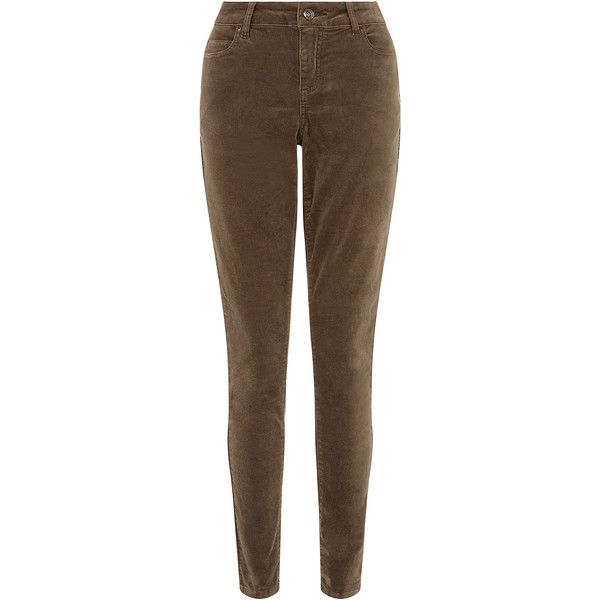 Monsoon Rita Cord Trouser ($79) ❤ liked on Polyvore