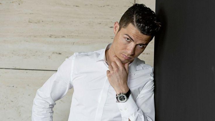 Cristiano Ronaldo, imagen de la marca de relojes TAG Heuer