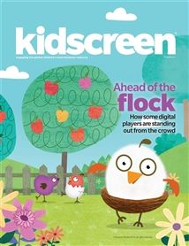 Kidscreen Magazine: HATCH, A SOUTH AFRICAN ORIGINATED IP, HEADS TO MIPCOM