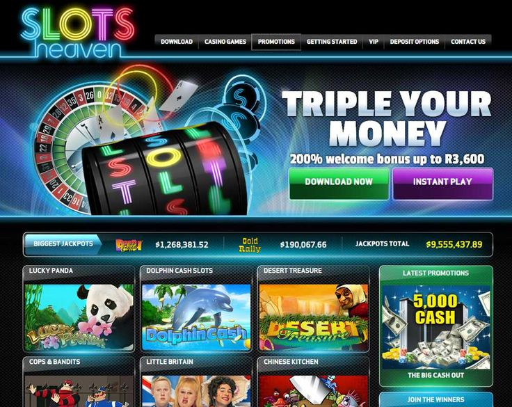 The Best Online Casino - TRIPLE YOUR MONEY! Get your 200% up to $400 Welcome Bonus!