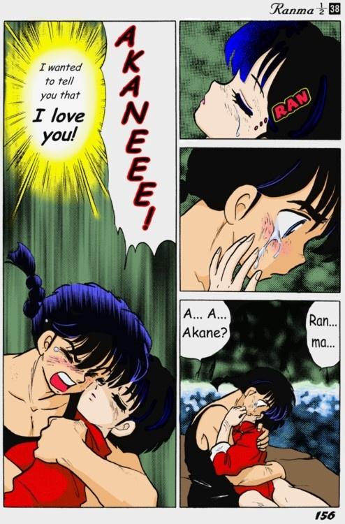 Ranma Loves Akane Daaaaawweee 3 Best Moment