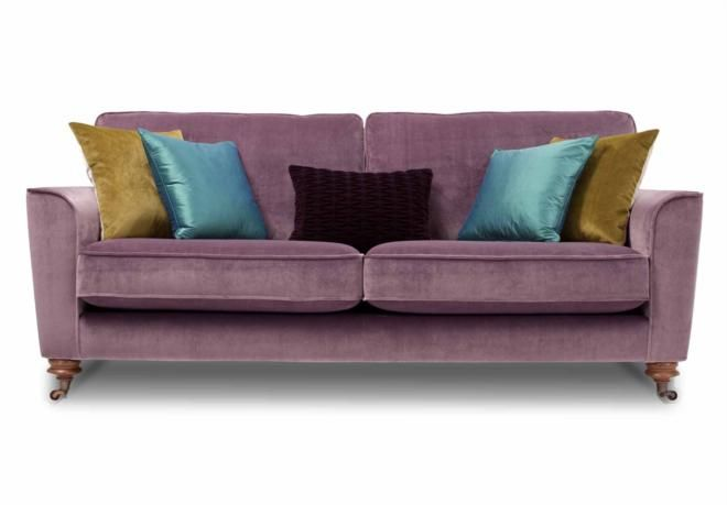 Fine Furniture Village Harlequin The Fifty Eight Sofa Roomset For