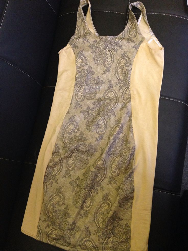 Chateau dress