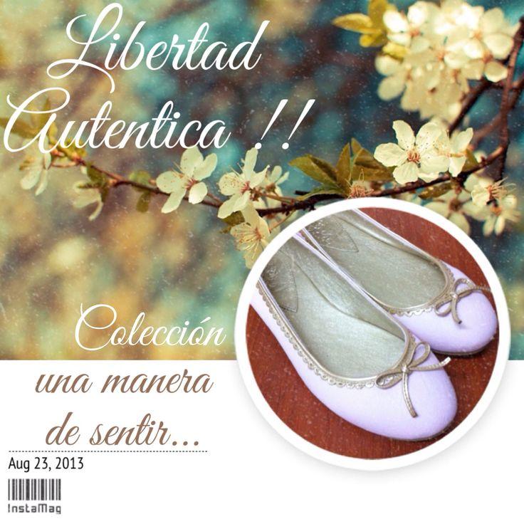 Nueva Colección LIBERTAD AUTENTICA