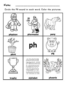 Worksheets Collect The Pictures That Begin Ch And Sh 1000 images about sh worksheets on pinterest digraph ch th wh ph ee oo