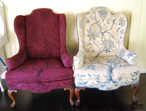 How to spray paint upholstery