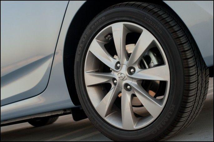 Hyundai Accent Wheel