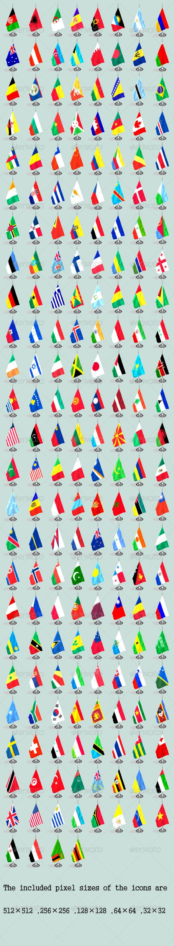 3D Flag Icon Vol.1 — Transparent PNG #glossy #3d • Available here → https://graphicriver.net/item/3d-flag-icon-vol1/557376?ref=pxcr